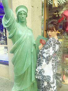 篠崎愛×日本版自由の女神の画像(プリ画像)