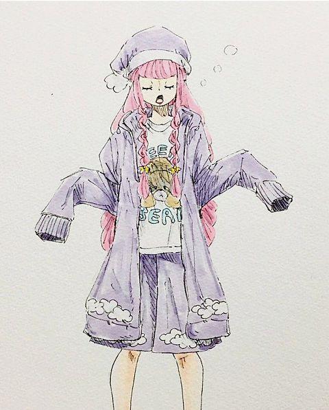 ワンピース ペローナ👻💕の画像(プリ画像)