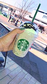 Starbucksの画像(ポエム素材に関連した画像)