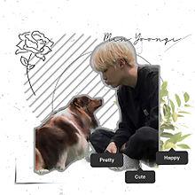 BTSの画像(ユンギに関連した画像)