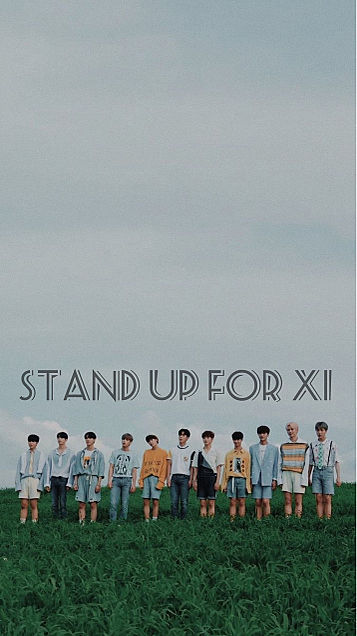 stand up for x1の画像(プリ画像)