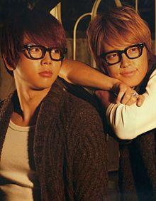 テゴマス  眼鏡男子+双子コーデの画像(眼鏡男子に関連した画像)