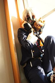 刀剣乱舞(鳴狐)の画像(#コスプレイヤーに関連した画像)