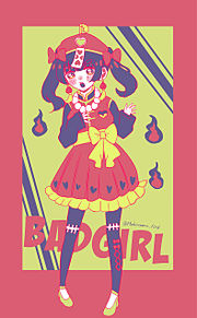 BAD GIRL プリ画像