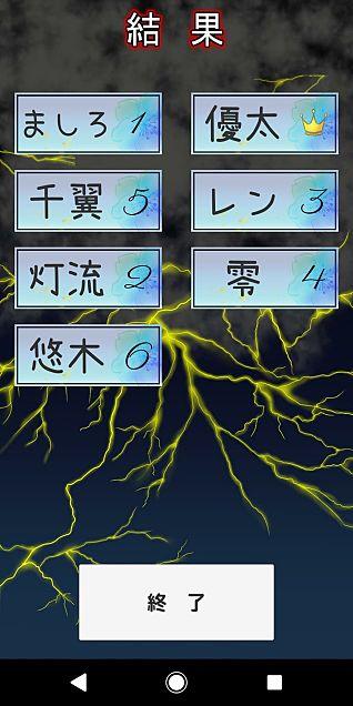 王様ゲームの画像(プリ画像)