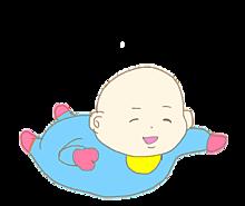 パステル赤ちゃんの画像(プリ画像)