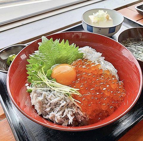 2019/7/21ランチ 魚◯(神奈川・湘南・鎌倉)