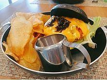 2018/9朝食(フィリピン・セブ島)の画像(ハンバーガーに関連した画像)
