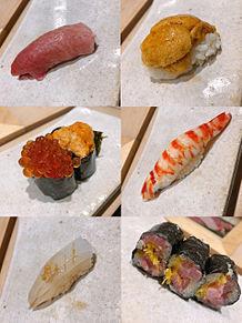 2018/8/6ディナー 寿し幸(東京・銀座)の画像(お魚に関連した画像)