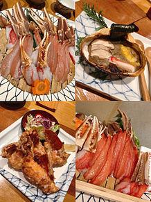 2018/1/9ディナー カニ道楽の画像(蟹に関連した画像)