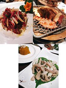 2017/7/18ディナー(韓国)の画像(旅に関連した画像)