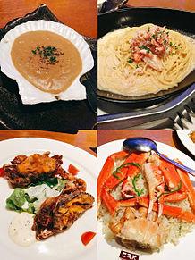 2017/4ディナー メヒコ(東京・お台場)の画像(蟹に関連した画像)