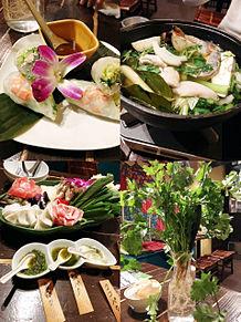 2016/11/28ディナー Bagus(東京・渋谷)の画像(アジアに関連した画像)