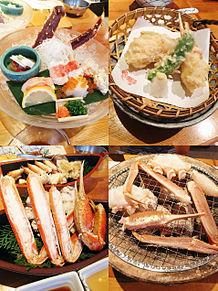 2016/9/23ディナー カニ道楽の画像(蟹に関連した画像)