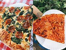 2016/6/23ランチ ボブピザ(アメリカ・ハワイ)の画像(ピザに関連した画像)