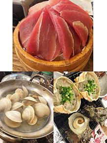 2016/4/13ディナー 磯丸水産の画像(お刺身に関連した画像)