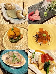 2016/3/19ディナー あげは(東京・六本木)の画像(お刺身に関連した画像)