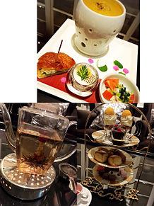 2016/3/19ランチ リッツカールトン(東京・六本木)の画像(ホテルに関連した画像)