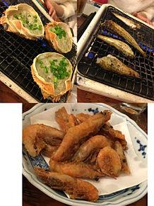 2016/3/4ディナー 磯丸水産の画像(蟹に関連した画像)