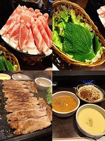 2016/2/25ディナー 豚デジ(東京・新宿) プリ画像