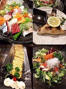 2016/2/19ディナー(福岡・田川)の画像(お刺身に関連した画像)
