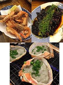 2016/1/28ディナー 磯丸水産の画像(蟹に関連した画像)
