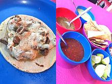 2015/11/26ランチ ココボンゴ(メキシコ)の画像(タコスに関連した画像)
