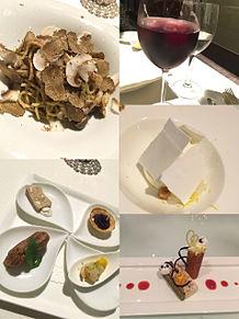 2015/10/9ディナー インターコンチネンタル(東京・赤坂)の画像(ホテルに関連した画像)