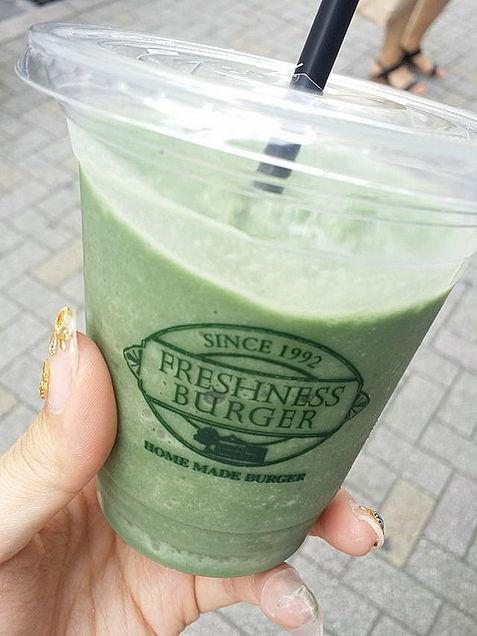2015/9/5朝食 フレッシュネスバーガー(東京)の画像 プリ画像