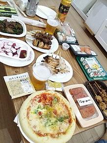 2015/8/12ディナーの画像(パーティーに関連した画像)