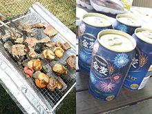 2015/8/8ディナー(東京・お台場)の画像(BBQに関連した画像)