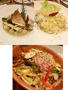 2015/7/22ディナー ノングルの画像(お魚に関連した画像)