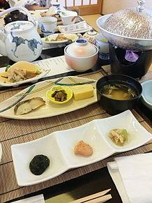 2015/6/17朝食 ゆふいん花由(大分・湯布院)の画像(#湯布院に関連した画像)