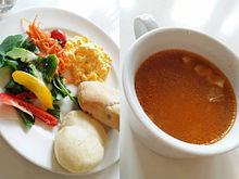2015/6/11朝食(東京)の画像(ビュッフェに関連した画像)