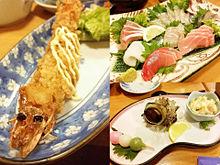 2015/4/25ディナー(福岡)の画像(お魚に関連した画像)