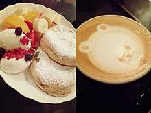 2014/11/11カフェ(福岡)の画像(スイーツに関連した画像)