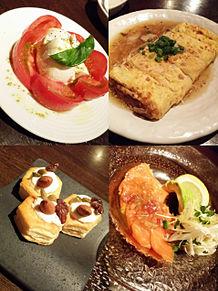 2014/10/19ディナー 瓦カフェ(東京・渋谷)の画像(渋谷に関連した画像)