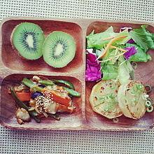 2014/8/28朝食の画像(フルーツに関連した画像)