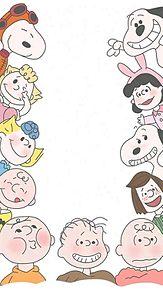 スヌーピーロック画面 保存→♡の画像(スヌーピー イラストに関連した画像)