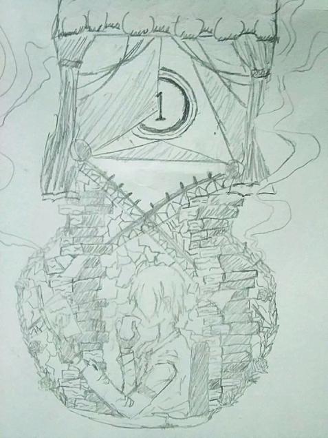 我々だ描いてみた  グルッペン〈色無し〉の画像(プリ画像)