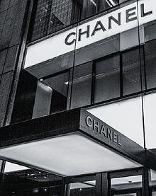 CHANEL ブランド 可愛い 白黒の画像(#ブランドに関連した画像)