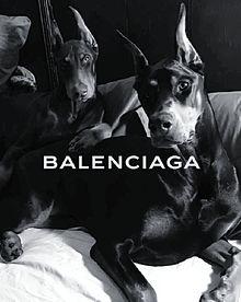 BALENCIAGA 可愛い お洒落 白黒の画像(#ブランドに関連した画像)