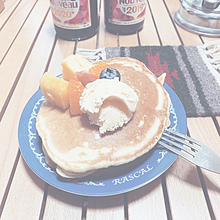 パンケーキの画像(映えに関連した画像)