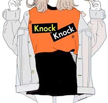TWICE knockknock ペア画 服の画像(服に関連した画像)