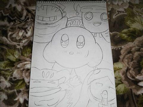 恋のライバル(没絵)の画像 プリ画像