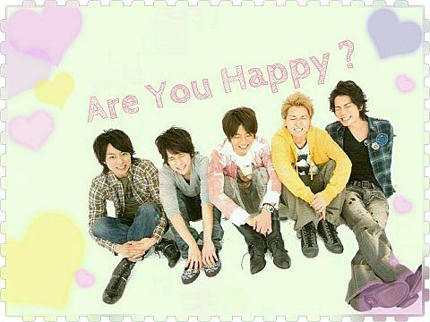 * Are You Happy? *の画像(プリ画像)