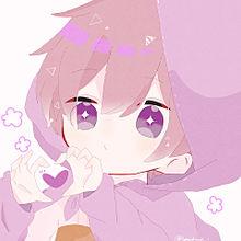 紫ずきんちゃん/なーくんの画像(なーくん推しに関連した画像)