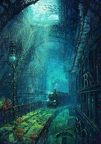 海列車 プリ画像