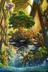 巨大樹 プリ画像