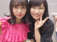 HKT48 AKB48 山内祐奈 横山由依の画像(山内祐奈に関連した画像)